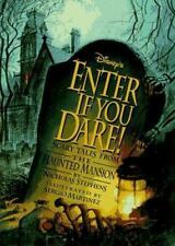 Disney's Enter If You Dare!: Scary Tales from the Haunted Mansion-ExLibrary