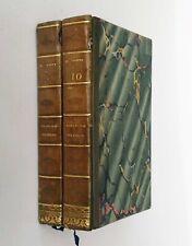 Oeuvres complètes Sir Walter Scott Vol. 9, 10 seuls, Biographie littéraire, 1826