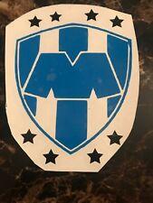 Rayados De Monterrey Stickers