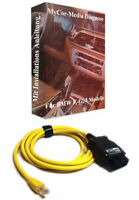 Ethernet Diagnose Interface für BMW F,-G-,I-Modelle komp. Rheingold ISTA D E-SYS