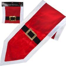 Servizio da tavola di Natale - 180 CM x 35 cm Babbo Natale Cintura Tabella Runner