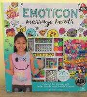 Emoticon Message Beads Letter Beads Word Beads Make Bracelets