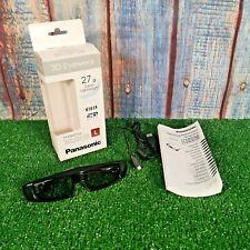 Panasonic 3D Anteojos Gafas TY-EW3D3LE Tamaño Grande