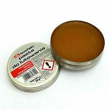 New Flux Soldering Paste 20g tin for electronics SMD plumbing & DIY etc.