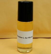 16 Roll on Bottles 1 oz  CLIVE CHRISTIAN L for WOMEN Perfume Body Oil Free Ship