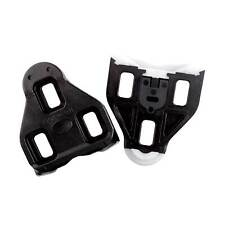 Look Delta Road Bike Cycle Cleats 0 Degrees Float In Black For Look Pedals