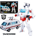 Takara Tomy Transformers Masterpiece MP-30 Ratchet Nissan Cherry Vanette Figure