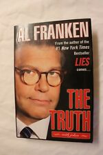 The Truth with Jokes by Al Franken Signed Copy (2005, Hardcover)