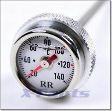 RR temperatura del Aceite Indicador Termómetro de DIRECTOS APRILIA Pegaso 600