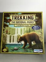 Trekking The National Parks Board Game Second Edition - Complete ~ EUC!