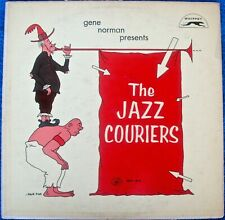 Gene Norman Presents The Jazz Couriers Orig 1957 Whippet Wlp 700 Dg Mono Lp