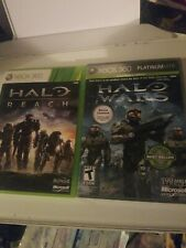 Halo Wars & Halo Reach Xbox 360 Game Bundle