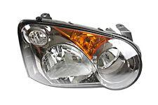 Subaru Impreza 2003-2004 Manual Headlight Head Lamp RIGHT RH