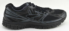 MENS BROOKS ADRENALINE GTS 14 RUNNING SHOES SIZE 12 US 46 EU BLACK