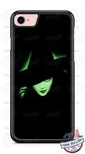 Halloween Green Witch Wizard Phone Case Cover Fits iPhone Samsung etc