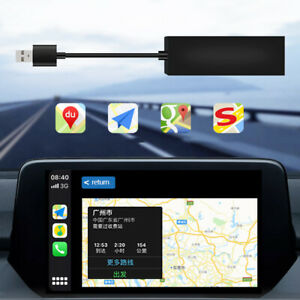 Car USB CarPlay Dongle Adapter For Android iOS Voice Control Navigation Music×1