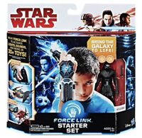 NEW STAR WARS The Last Jedi Force Link Starter Set with Kylo Ren