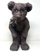 Boyds Bears Grenville Resin Garden Statue Extremely Rare