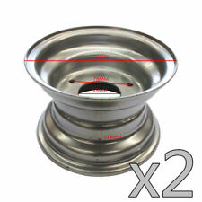 "2 x 6"" Inch Front Rear Wheel Rim ATV Quad Bike Dune Buggy Ride on Mowers Go Kart"