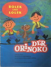 DDR Lolek und Bolek Der Orinoko