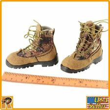 Navy Marine PLA - Boots (for Feet) - 1/6 Scale - Damtoys Action Figures