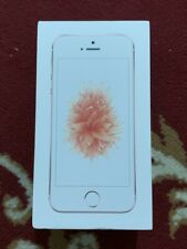 Apple iPhone SE - 128GB - Rose Gold (Unlocked) - Apple Warranty October 2021