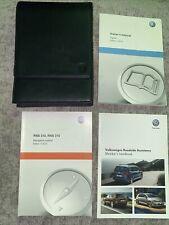VW TIGUAN MK1 OWNERS MANUAL HANDBOOK RCD 510 FOR 2011-2016 CARS #502