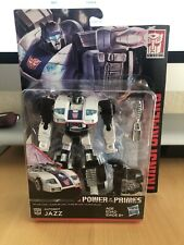 Transformers Generations Power of the Primes Autobot Jazz