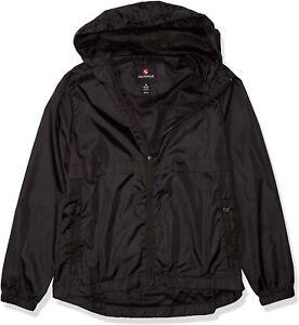 Southpole mens Colorblock Water Resistance Windbreaker Hooded Jacket