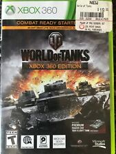 WORLD OF TANKS XBOX 360 COMBAT READY STARTER PACK XBOX LIVE GOLD REQUIRED NEW