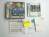 NO GAME! Case & Manual for Dragon Quest Monsters Joker on Nintendo DS, DQM USA