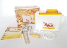 Regina Atlas Pasta Macaroni Maker Hand Crank by OMC Marcato