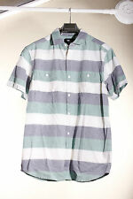 Unbranded Men's Regular Striped Casual Shirts & Tops