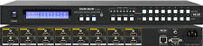 8x8 8:8 HDMI Matrix Switcher UHD 4K2K 3D with RS232 IR EDID Memory/Mgmt SB-5688K