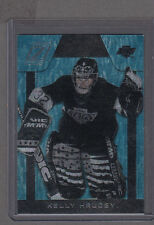 KELLY HRUDEY 2010-11 ZENITH BLUE ICE PARALLEL #20/25 #135 KINGS !
