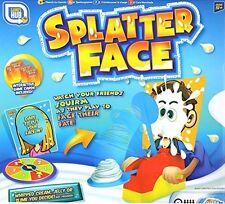 Splatter Face Hilarious Family Childrens Board Game Pie Splatting Fun Toy Gift