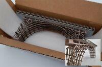 Modelux N Gauge Bronze effect Ironbridge - Medium - FULLY BUILT