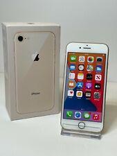 Apple iPhone 8, 64GB Storage, Rose Gold, Network Unlocked, Boxed - Grade C