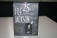 JOE JACKSON 25th Anniversary Special MUSIK DVD includes Interview and EXCERPTS