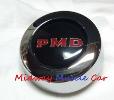 NEW black PMD rally 2 II wheel center cap 67 68 69 70 Pontiac GTO T/A Firebird