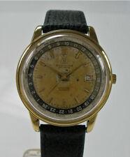 Breitling Unitime Weltzeituhr Ref. 1 260 watch sehr selten!
