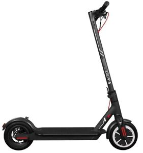 """Swagger 5 High Speed Electric Scooter with 8.5"""" Cushioned Tires - Black"""