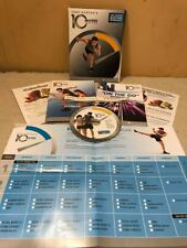 TONY HORTON 10 MINUTE TRAINER WORKOUT DVD EXERCISE FITNESS NEW CHRISTMAS GIFT