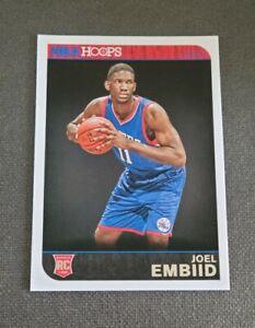 2014-15 Hoops #263 Joel Embiid RC C CHC