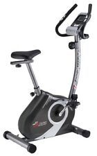 Cyclette PROFESSIONAL 226 Jk Fitness magnetica cardio palmare volano 5 kg  bike