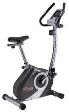 Cyclette PROFESSIONAL 226 Jk Fitness magnetica cardio palmare volano 5 kg  bike