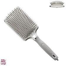 Olivia Garden Ceramic / Ionic Large Cushion Hair Brush - ball tipped nylon