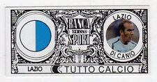 figurina - TUTTO CALCIO EURO MONETE  - LAZIO DI CANIO
