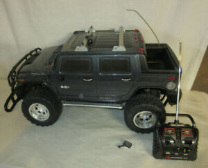 Big New Bright RC H2 Hummer