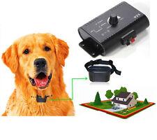 Underground Waterproof Smart Collar Dog Training Pet Dog Electric Fence System